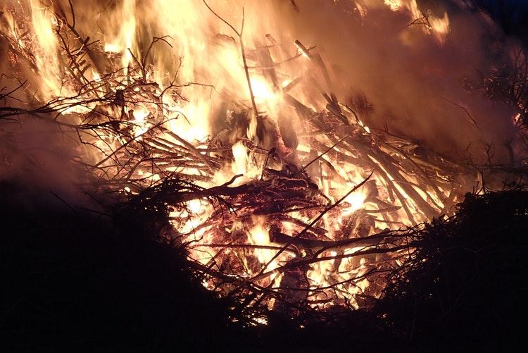 Tűzgyújtási tilalom kezdődött a keleti országrészben