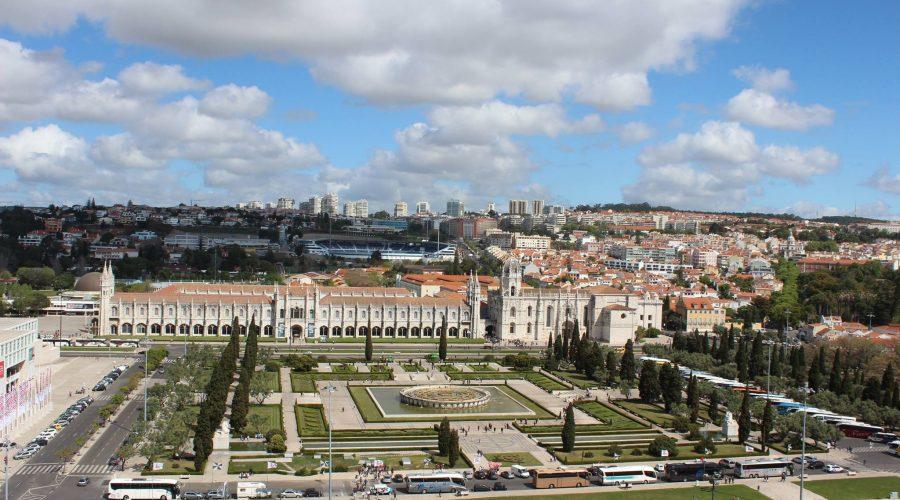 Szent Jeromos-kolostor - Portugália - Kitekintő