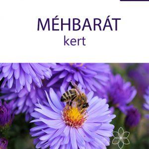 Méhbarát kert kertészfüzet