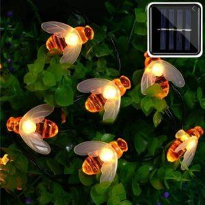 méhecskés fényfüzér