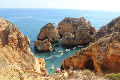 Ponte da Piedade - Portugália - Kitekintő Utazás - Kertportál