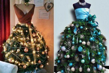 próbababa karácsonyfa ötletek