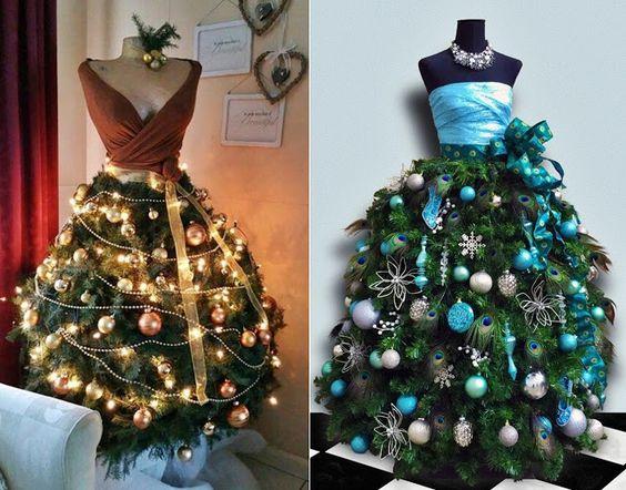Próbababa karácsonyfa