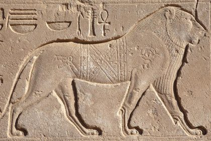 egyiptomi állatkerti történelem