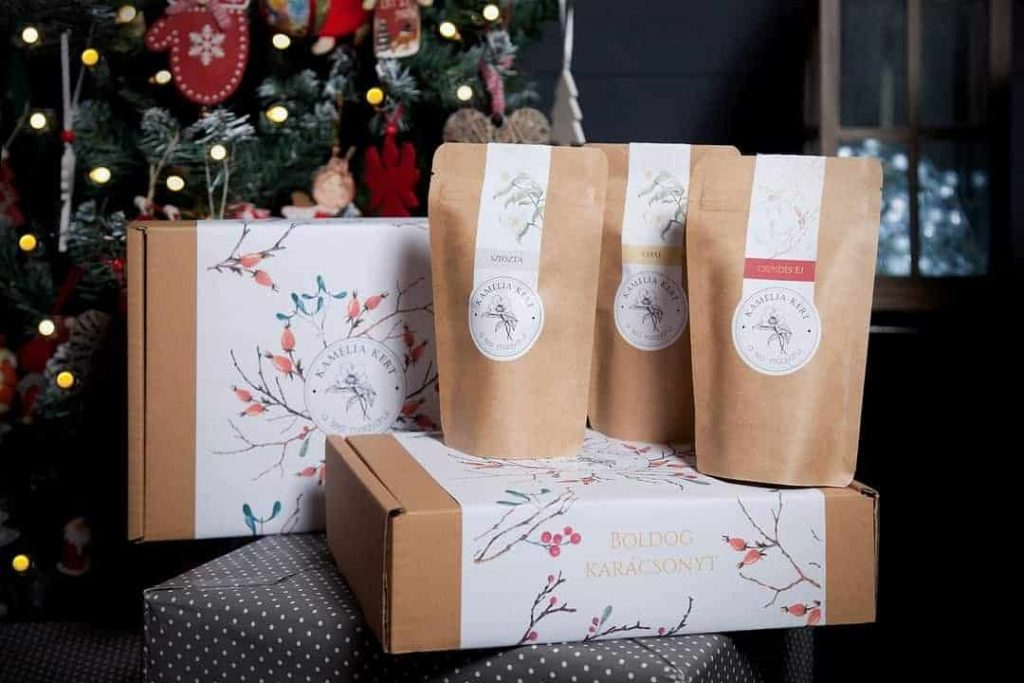 karácsonyi ajándéktippek - Kamélia Kert
