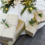 karácsony bézsben