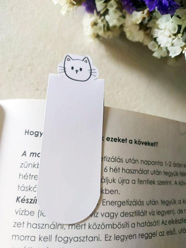 soadyart málna könyvjelző cica2