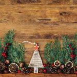 karácsonyi vendégváró dekorációk