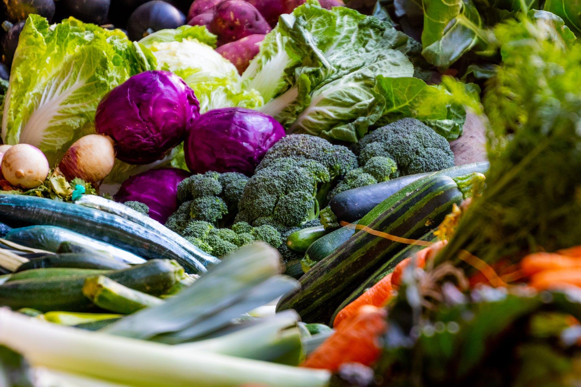 Zöldségtároló építése